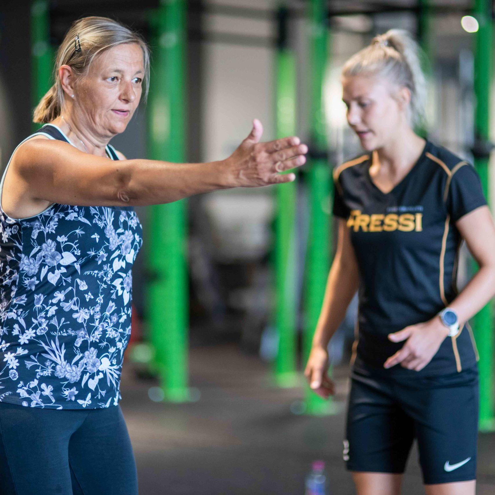 Fressi Trainer